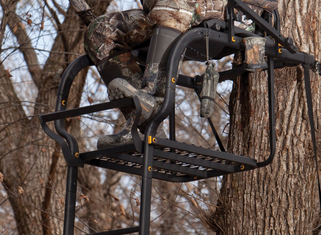 Tree Stands and Hunting Blinds Preparing for Next Season | Muddy Outdoors