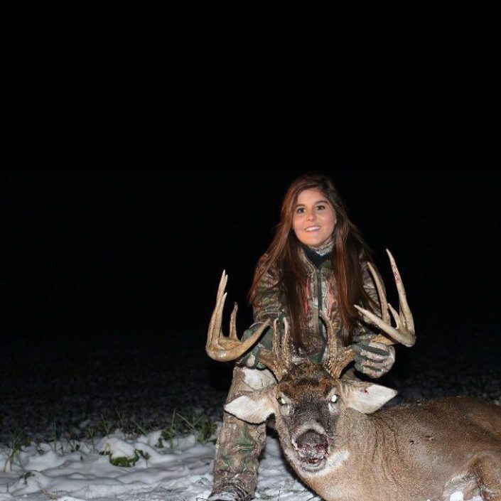 Danielle Halverson | Hunting Success Bag N Brag