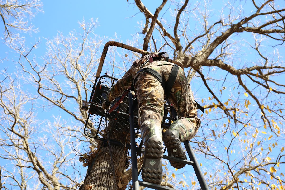 Tree Stand Safety Guide Hunting Safety Harnesses And