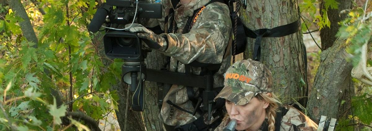The Gear and Camera Arms You Need for Filming Deer Hunts
