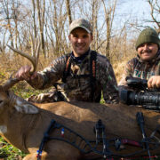filming deer hunts | Muddy Outdoors