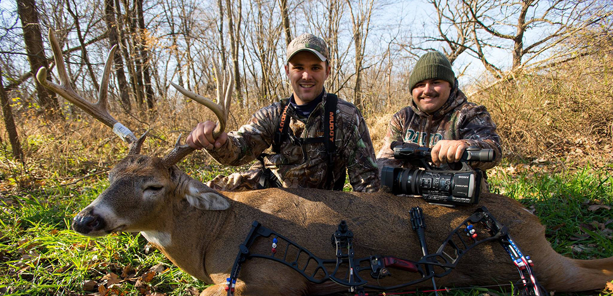 1ff7e63e86a Which Camera to Buy for Filming Deer Hunts