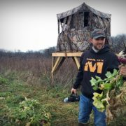 Ground Blind Hunting Tips Photo Credit: Trophy Pursuit