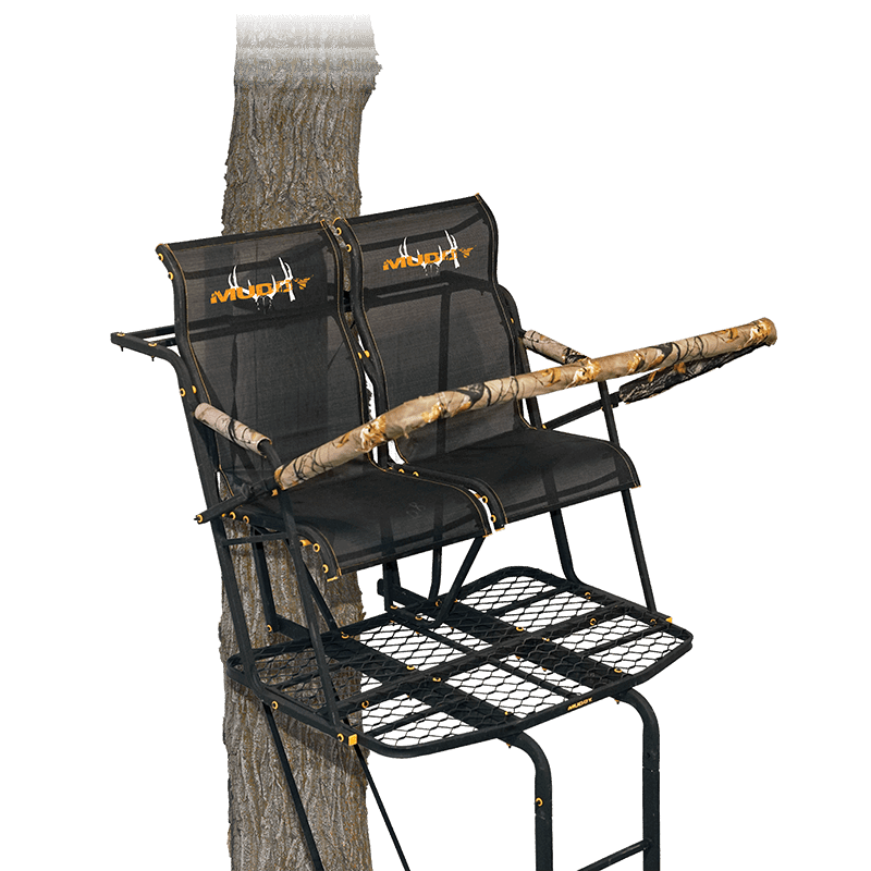 Double Ladder Stand Muddy Outdoors Muddy Outdoors