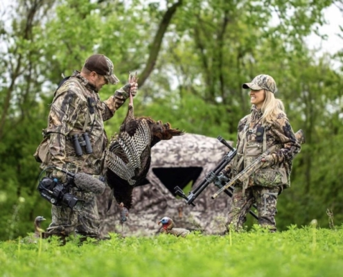 Bow Hunting Turkeys | Tips And Gear For Spring Gobblers